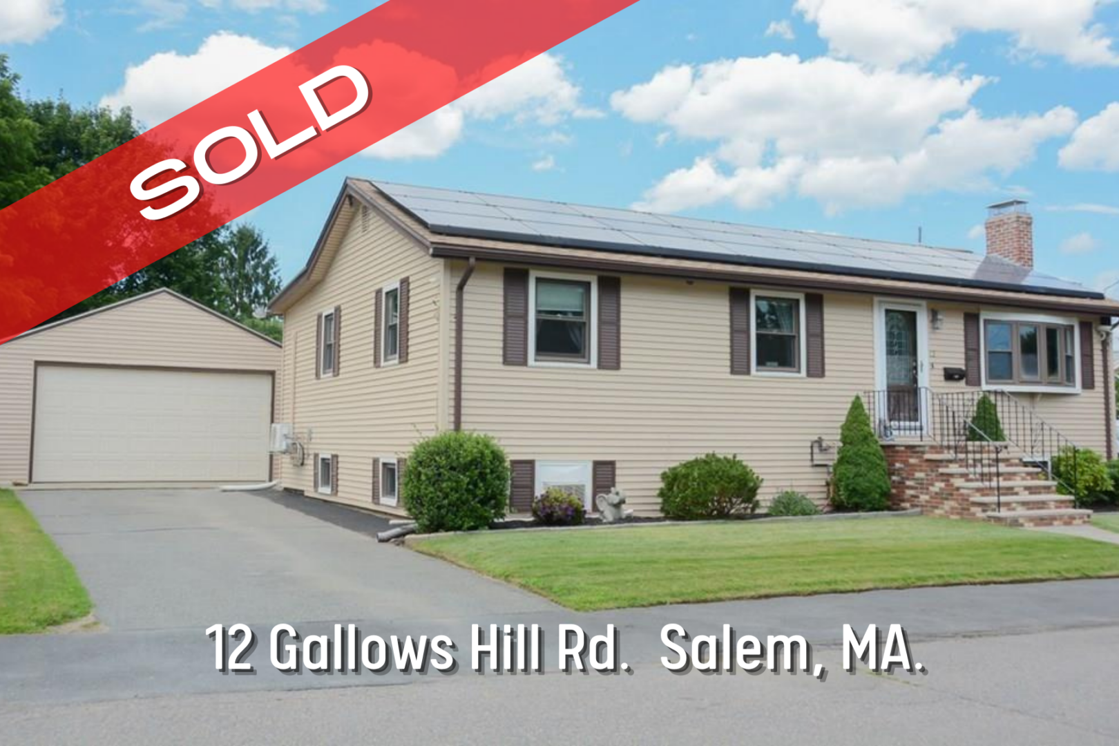 Residential Property Sold