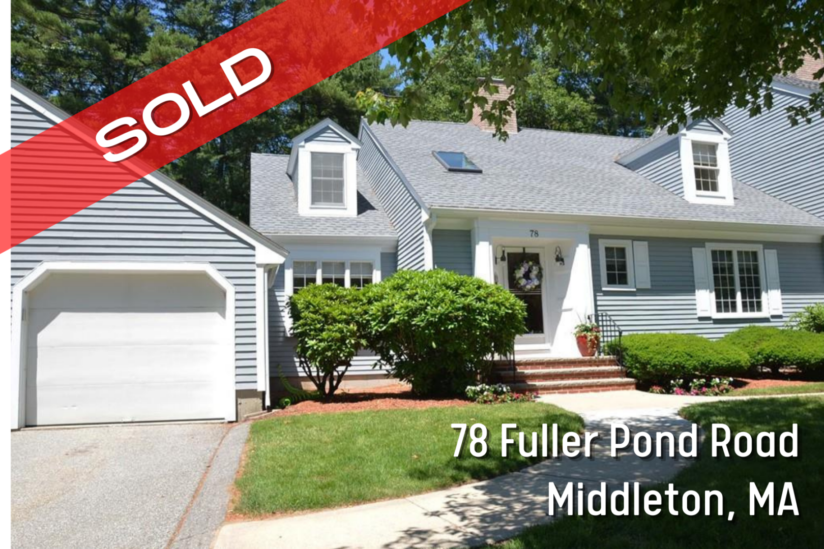 Family House Sold in Middleton, MA