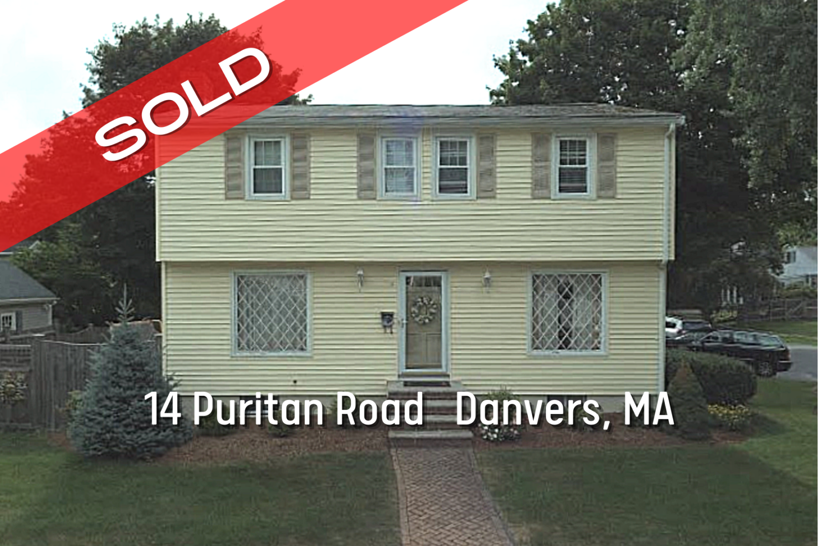 Sold Property in Danvers, MA