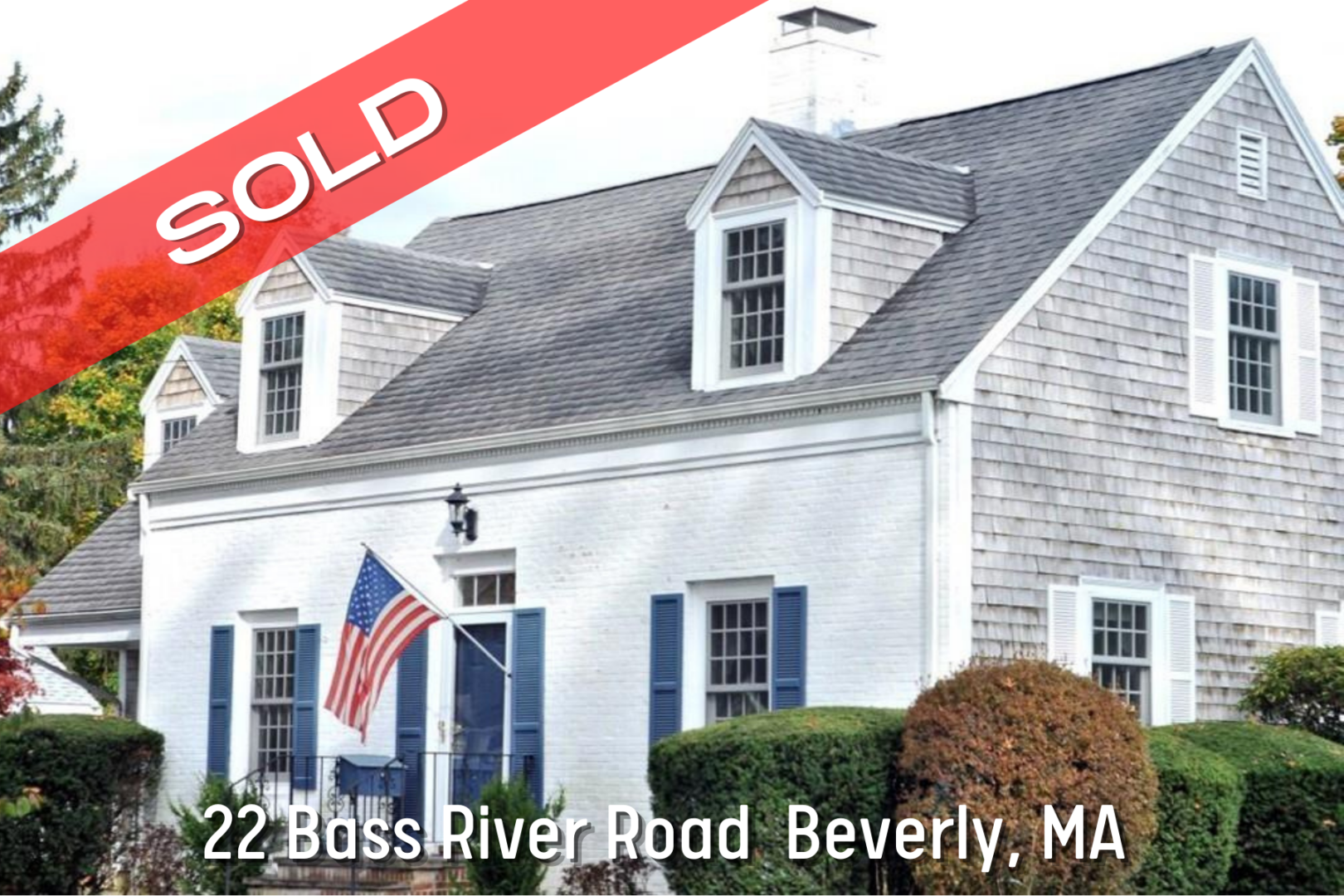 Sold House in Beverly, MA