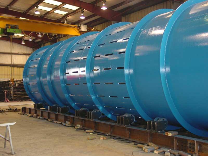 Jack A. Farrior, Inc. - 36,000 sq. ft. Fabrication Shop in Farmville, NC