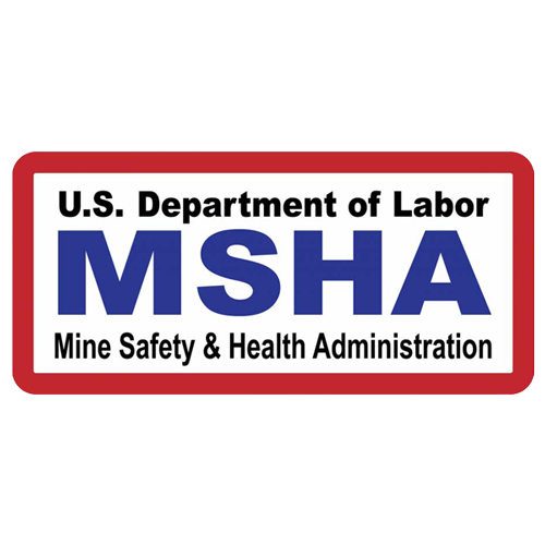 Jack A. Farrior, Inc. is a member of the Mine Safety and Health Administration.