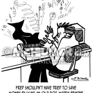 2612 Printer Cartoon1