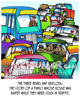 2997 Traffic Cartoon2