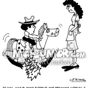 3933 Rodeo Cartoon1