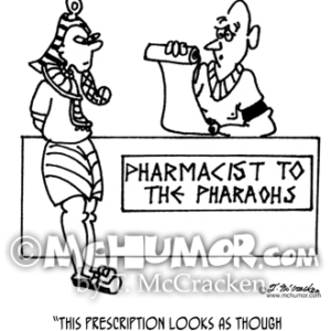 4050 Pharmacist Cartoon1
