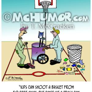 4443 Basketball Cartoon1