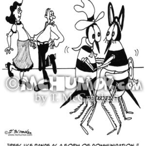 4506 Bee Cartoon1