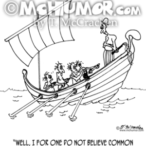 4652 Boating Cartoon1