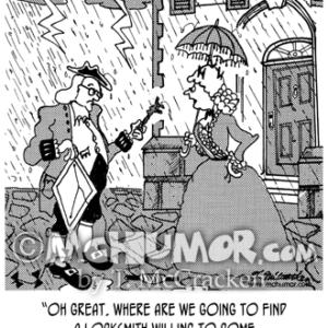 4926 Locksmith Cartoon1