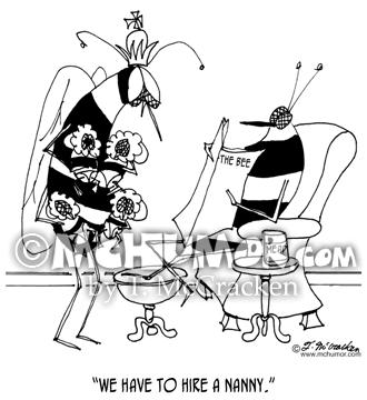 6816 Bee Cartoon1