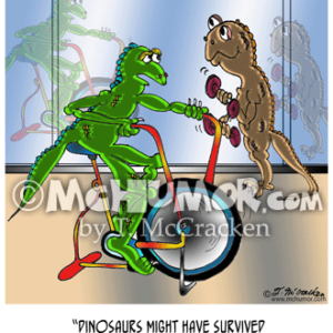 7945 Lizard Cartoon1