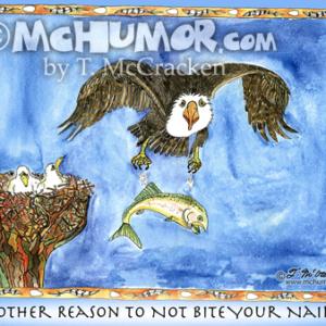8005H Eagle Cartoon1