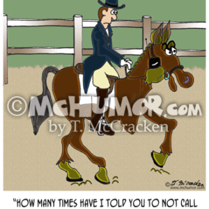 8191 Horse Cartoon1