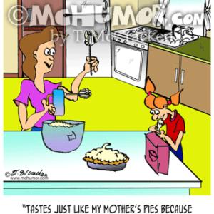 8408 Baking Cartoon1