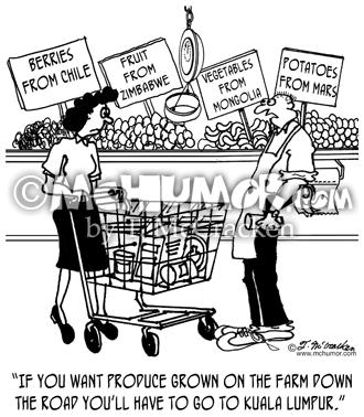 Food Cartoon 8511