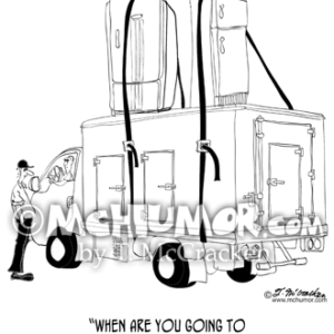 8795 Truck Cartoon1