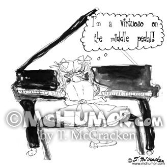 9016 Piano Cartoon1