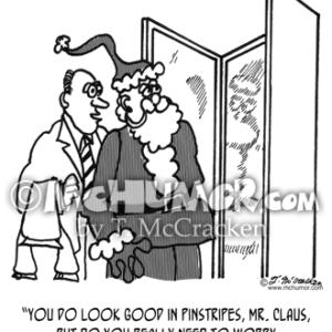 2307 Christmas Cartoon