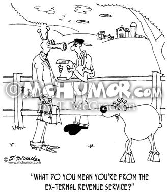 9251 Goat Cartoon