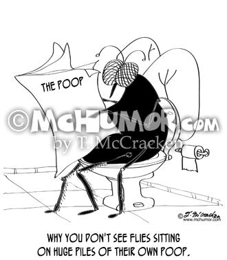 9263 Toilet Cartoon