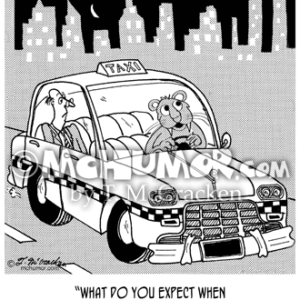 4911 Habitat Cartoon