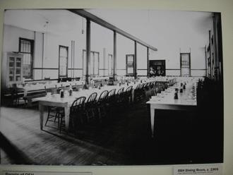 Asylum Dining Room