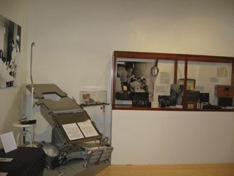 Asylum Operating Table