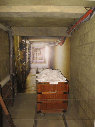 Tunnels at the Asylum