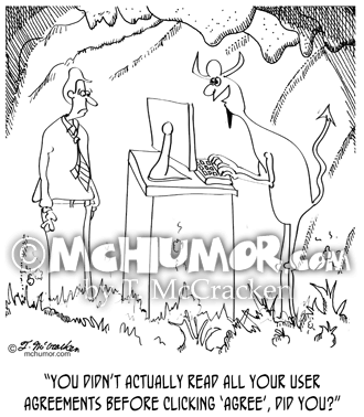 9312 Computer Cartoon