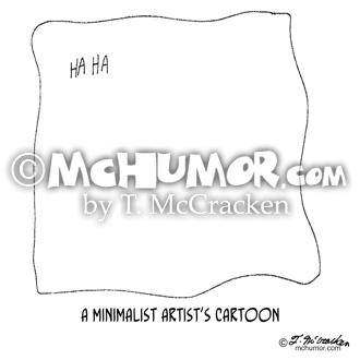 0486 Artist Cartoon