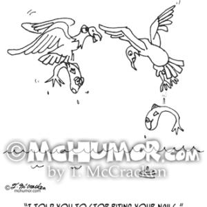 4179 Manicure Cartoon
