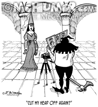 2155 Photographer Cartoon