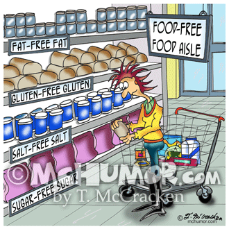 9374 Food Cartoon