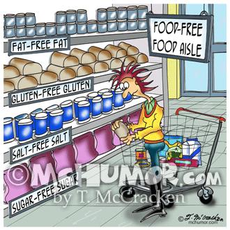 9374 Food Cartoon