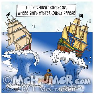 9382 Ship Cartoon