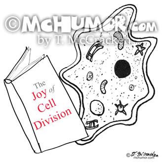 9416 Biology Cartoon