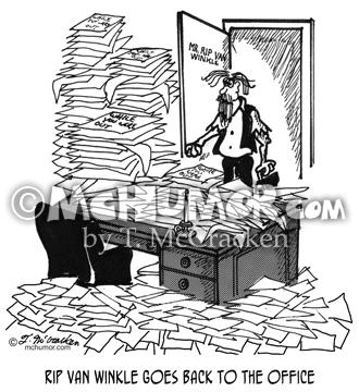 2146 Office Cartoon