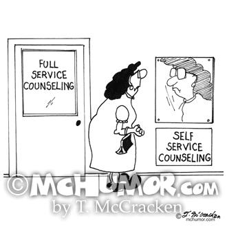 4967 Counseling Cartoon