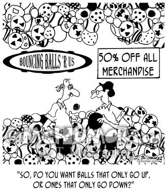 6241 Ball Cartoon