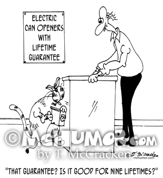 6831 Guarantee Cartoon