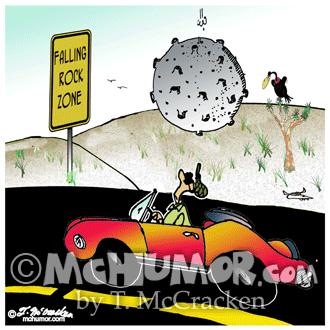 7970 Meteor Cartoon