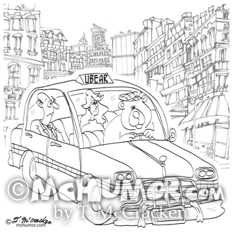 9440 Uber Cartoon