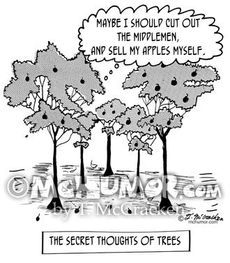 1666 tree cartoon