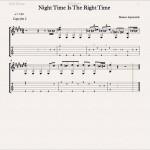 Traditional Music Chart