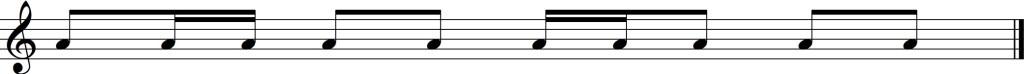 musical sentence guitar lesson