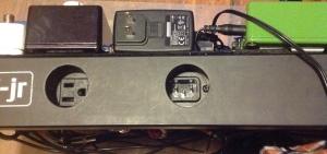 power access holes pedaltrain JR review