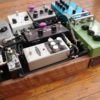 front view pedalboard