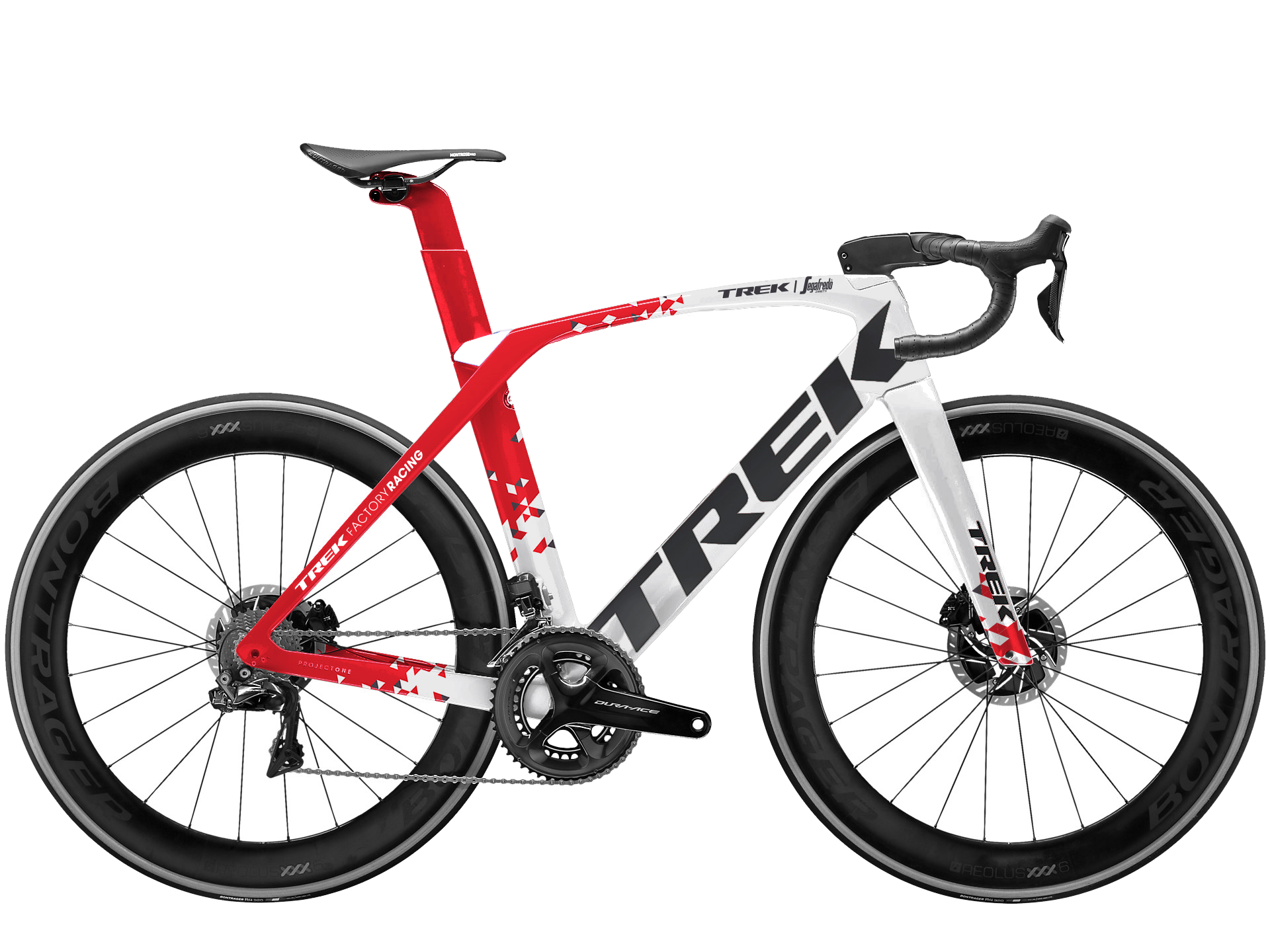 Trek Madone: Geo Triangles
