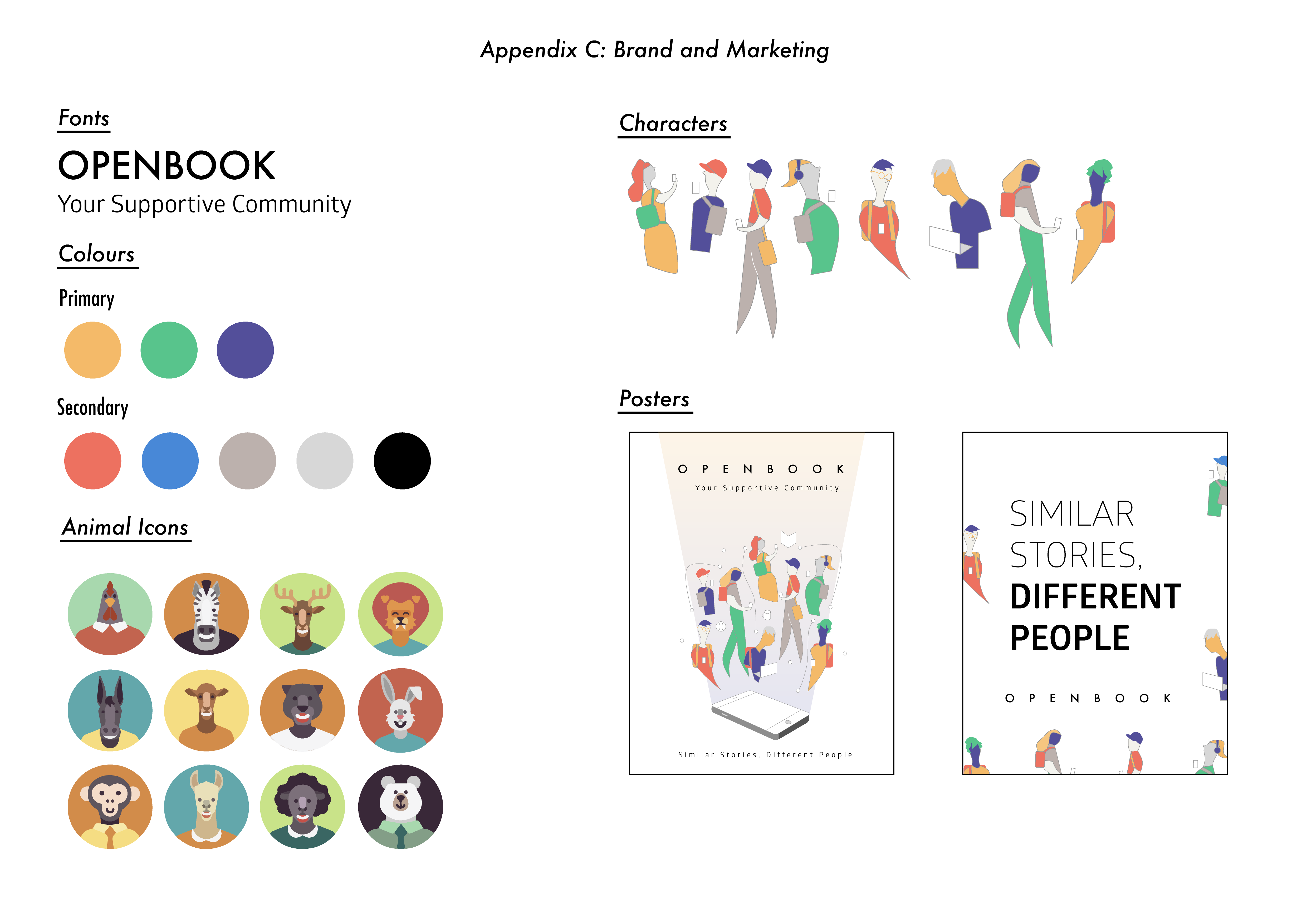 Openbook: Your Supportive Community
